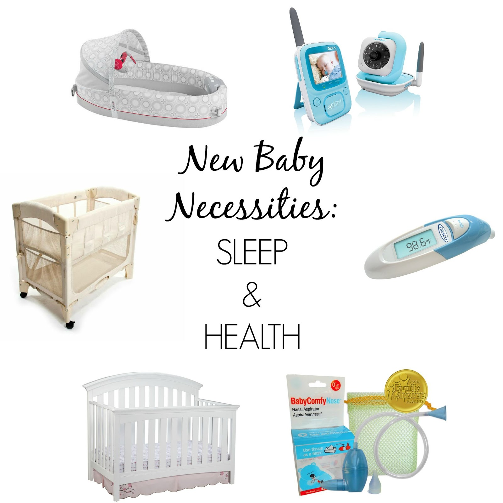 6 new baby necessities sleep health casual claire