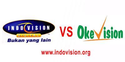 Perbedaan Indovision dengan Okevision