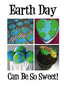 Earthday Can Be So Sweet with this collection of Planetpals favorite #Earthday Fun Foods!