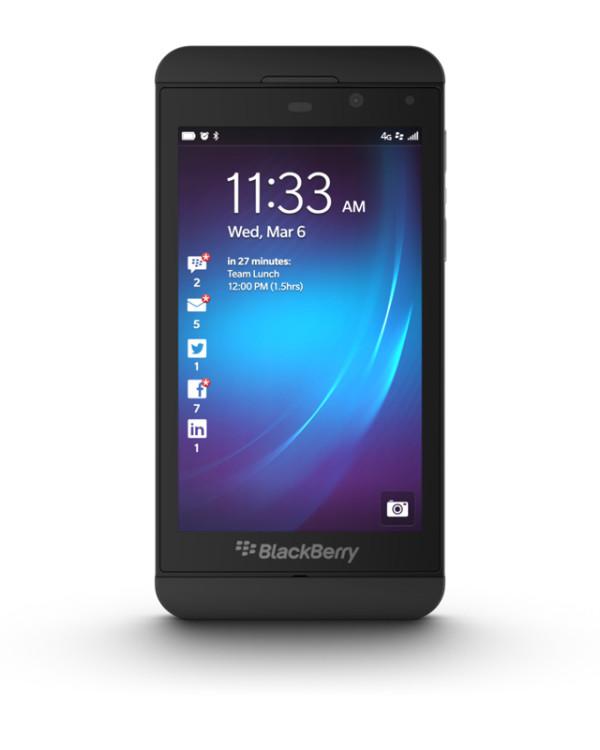 Blackberry Z10 Touch Smartphone Spicytec
