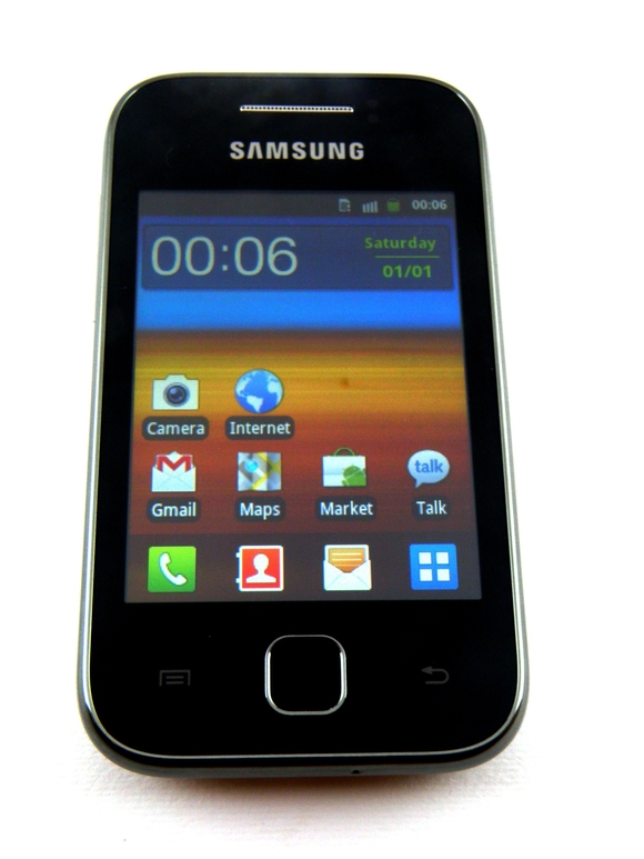 ... Unroot Your Bricked Samsung Galaxy Y S5360 Using ODIN- Flash Stock Rom