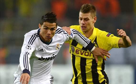 Borussia vs Real Madrid vivo