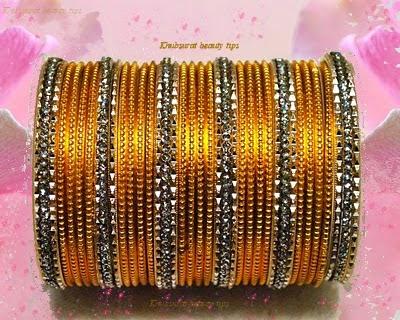Bridal bangles of 2014