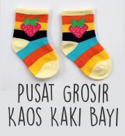 Grosir Kaos Kaki Bayi