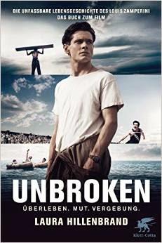 ベストセラー 「Unbroken」:   <br>不屈の五輪長距離選手