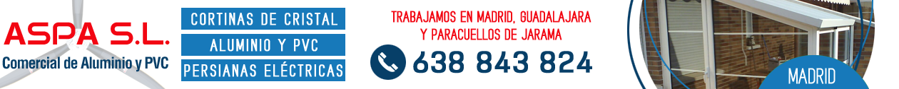Cerramientos en Madrid | PRESUPUESTO GRATIS | Guadalajara, Paracuellos del Jarama