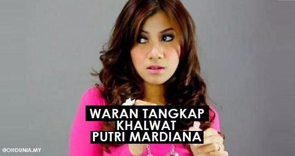 Khalwat: Mahkamah keluarkan waran tangkap terhadap Putri Mardiana