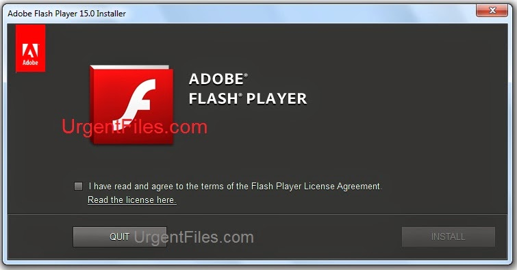 Adobe Flash Player 15 Setup Free Download