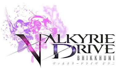 valkyrie drive bhikkhuni