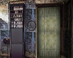 Juegos de Escape Thanksgiving Abandoned House Escape