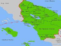 peta sumatera utara gambar