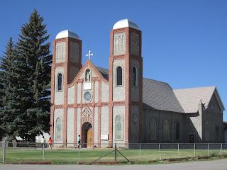 historic church antonito colorado