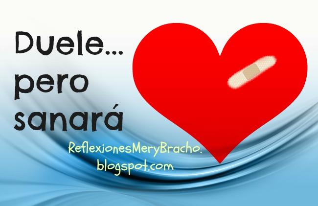 Curando las heridas del corazón ~ Reflexiones Cristianas