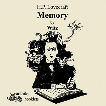 Memory, 2012, copertina