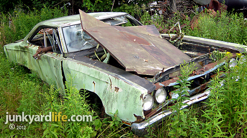 Curbside Classic 1969 Rambler American 440 Station Wagon The Last Rambler besides ODA833fourspeed1 also Junkyard Tour Loners Salvage Car as well 1968 american motors amx gt additionally 4 Point Harness Lift. on gremlin rear end