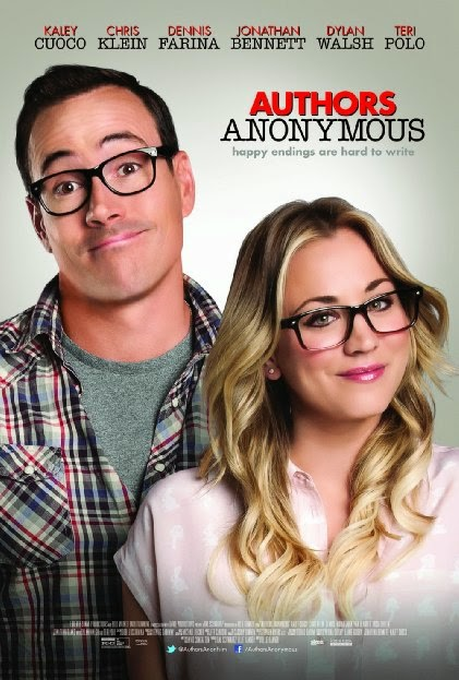Filme Poster Authors Anonymous HDRip XviD & RMVB Legendado
