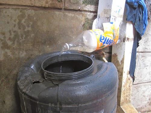 Una idea sostenible aprovechar el agua de lluvia - Depositos agua lluvia ...