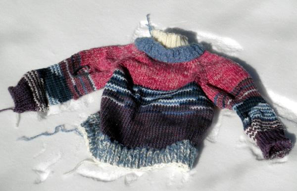 Work Sock Sweater Knitting Pattern : Otterwise knitting sessions