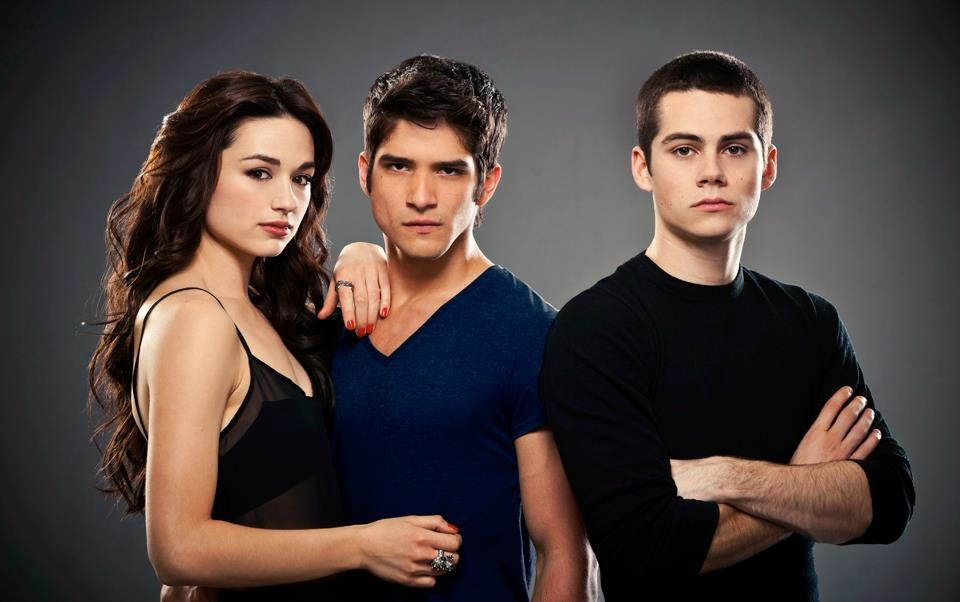 Teen Wolf 3 Temporada As Segundas