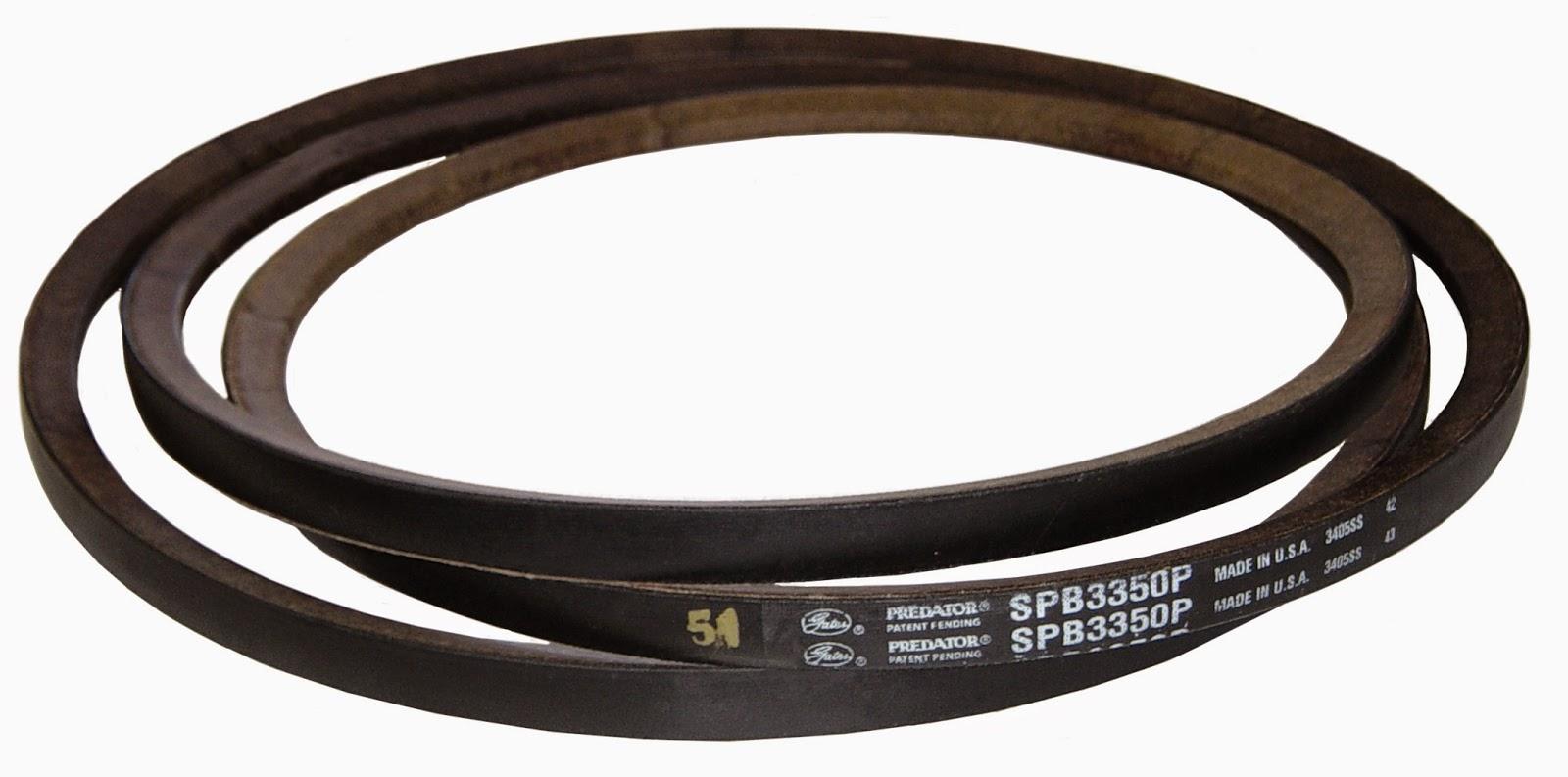 Image result for v belt adalah