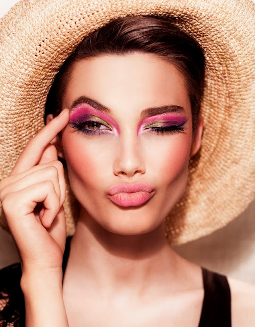 Vyhrajte permanentný make up, Spoločenské líčenie a účes či 3D norkové mihalnice s vizážistkou Natáliou Lackovičovou