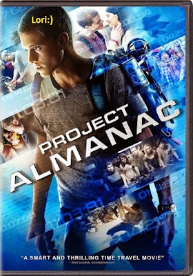 Project Almanac 2014 DVDRip XviD MP3-RARBG