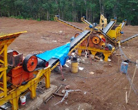 Taba Stone Crusher Plant Kapasitas 30 Ton, 50 Ton dan 60 Ton - Stone Crusher Surabaya
