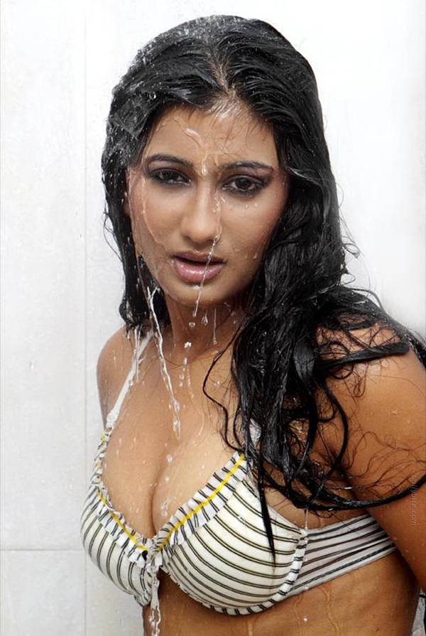 Priya Sharma Sizzling Lingerie Photo Shoot