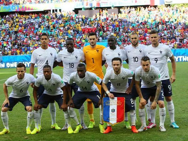 Le monde d aujourd hui mondial 2014 quarts de finale - Coupe du monde france allemagne 2014 ...