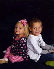 Daniel and Tara's kids