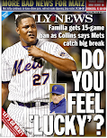 News: Mets on top