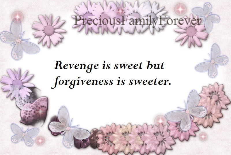 essays on revenge and forgiveness