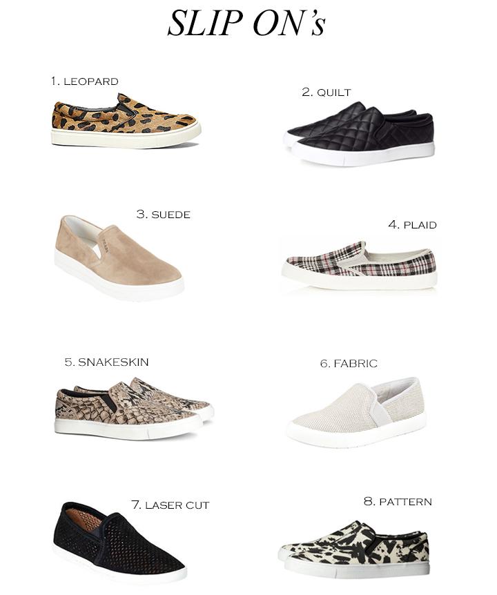imajination shoe trend slip ons
