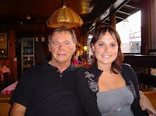 A Strasbourg au restaurant du  pont St Martin  près des écluses  de  la  Petite France