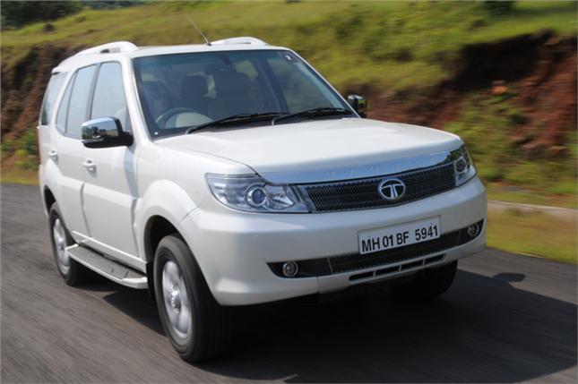 Used Tata New Safari in Bangalore - 25 Verified New Safari