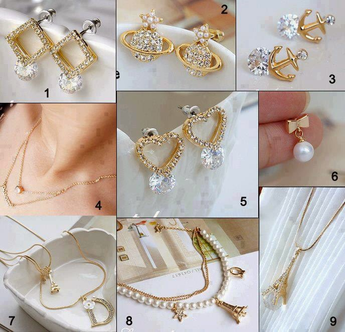 Wedding Accessories Jewelry