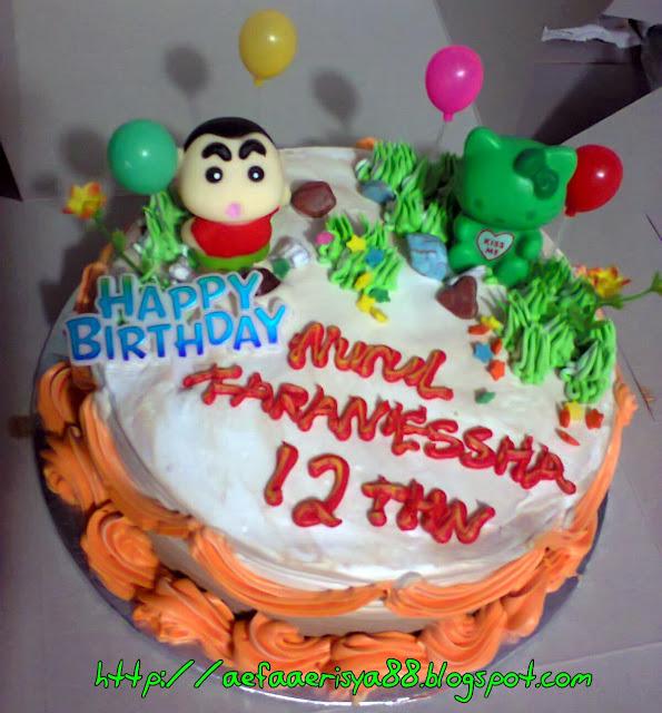 Birthday Fara