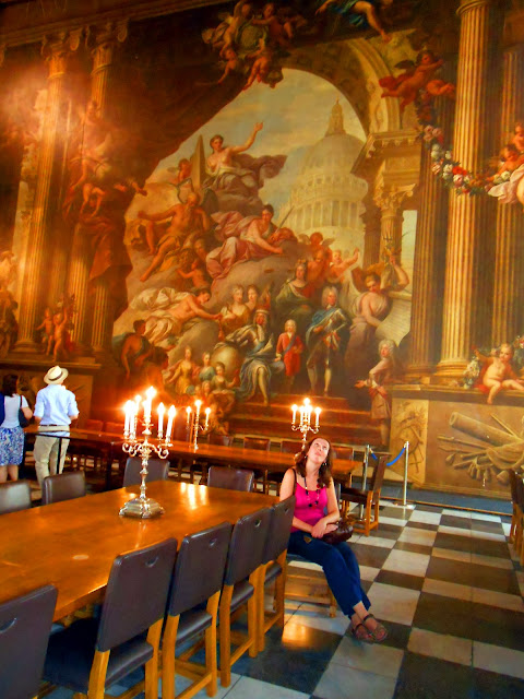 The Painted Hall - London