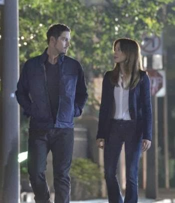 Kristin Kreuk and Jay Ryan in Beauty and the Beast on The CW
