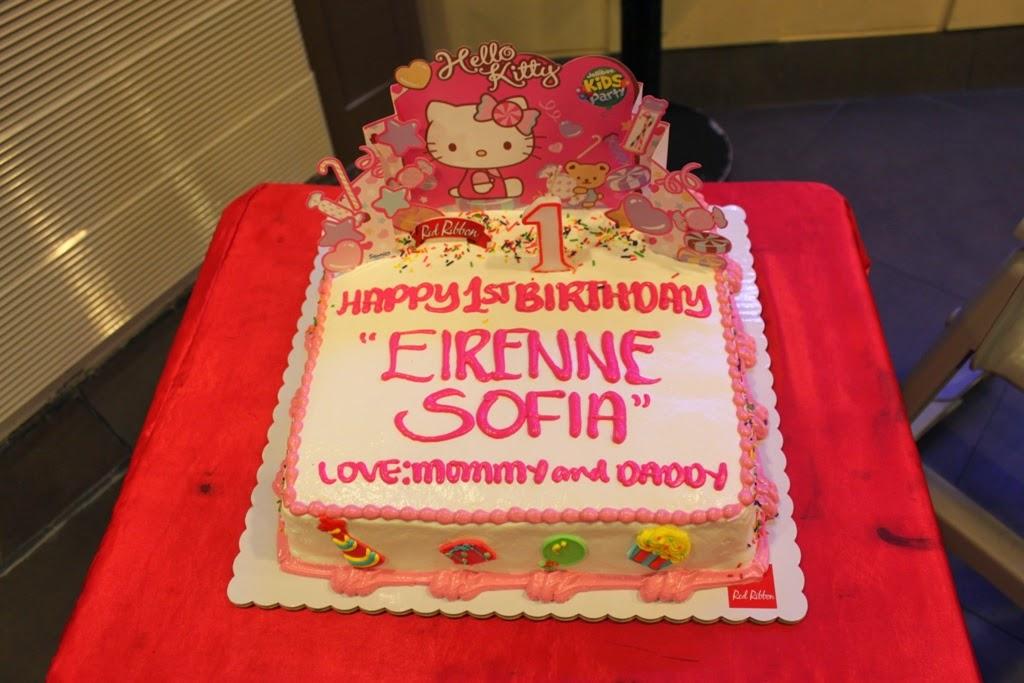 d3157014b1 Mommy Tots  Hello Kitty Party Theme at Jollibee