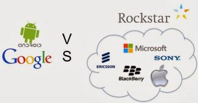 Terkait Paten, Google Lawan Gugatan Rockstar Consortium
