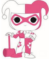 Pink Harley Quinn Funko Pop!