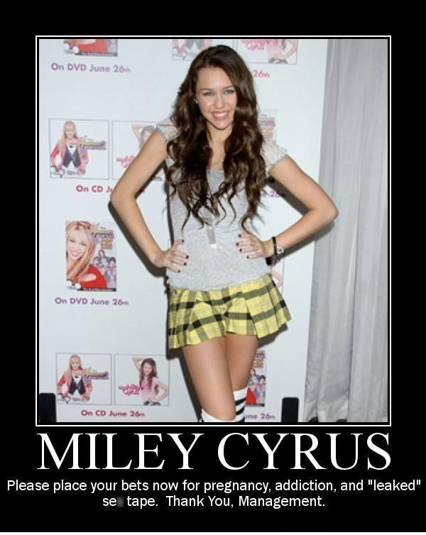 Miley Cyrus - She Is So Hot