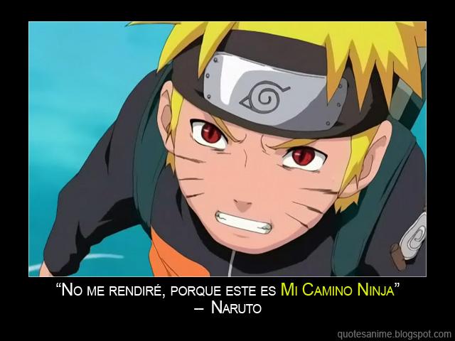 """No me rendiré porque este es mi camino ninja."""" Gaara And Lee"""