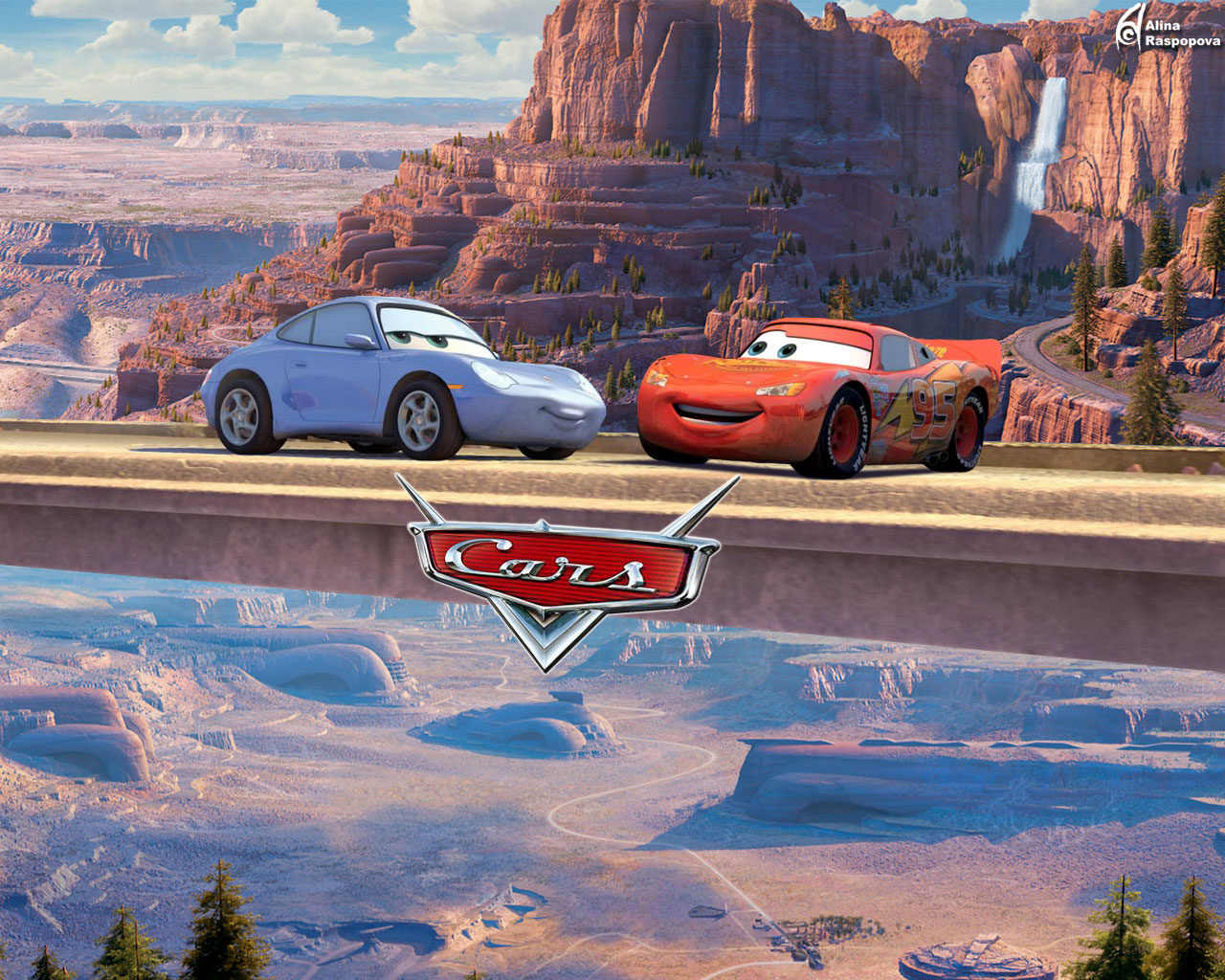 Jimmy Here: Cars Film Background