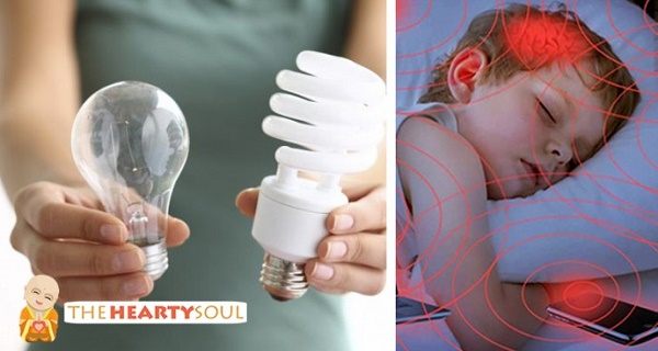 do not use these light bulbs they make you sick