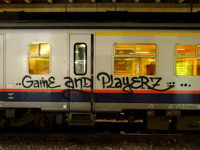 GAME AND PLAYERZ - GAP