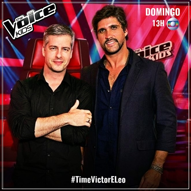 Victor & Leo no The Voice Kids