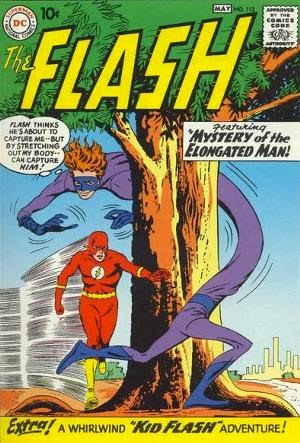 The Flash #112 pic