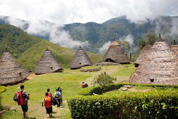 Mbaru Niang Village